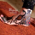 Latest Uroos Beautiful Bridal & Eid ul Adha Mehndi Designs.