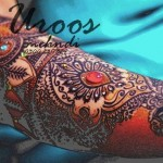 Latest-Uroos-Mehndi-Designs- 8