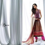 Libas Embroidered Lawn Collection 2013 By Shariq Textiles For Women 003