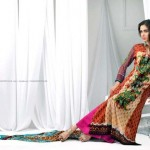 Libas Embroidered Lawn Collection 2013 By Shariq Textiles For Women 006