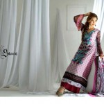 Libas Embroidered Lawn Collection 2013 By Shariq Textiles For Women 007