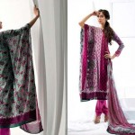 Libas Embroidered Lawn Collection 2013 By Shariq Textiles For Women 008