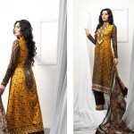 Libas Embroidered Lawn Collection 2013 By Shariq Textiles For Women 009