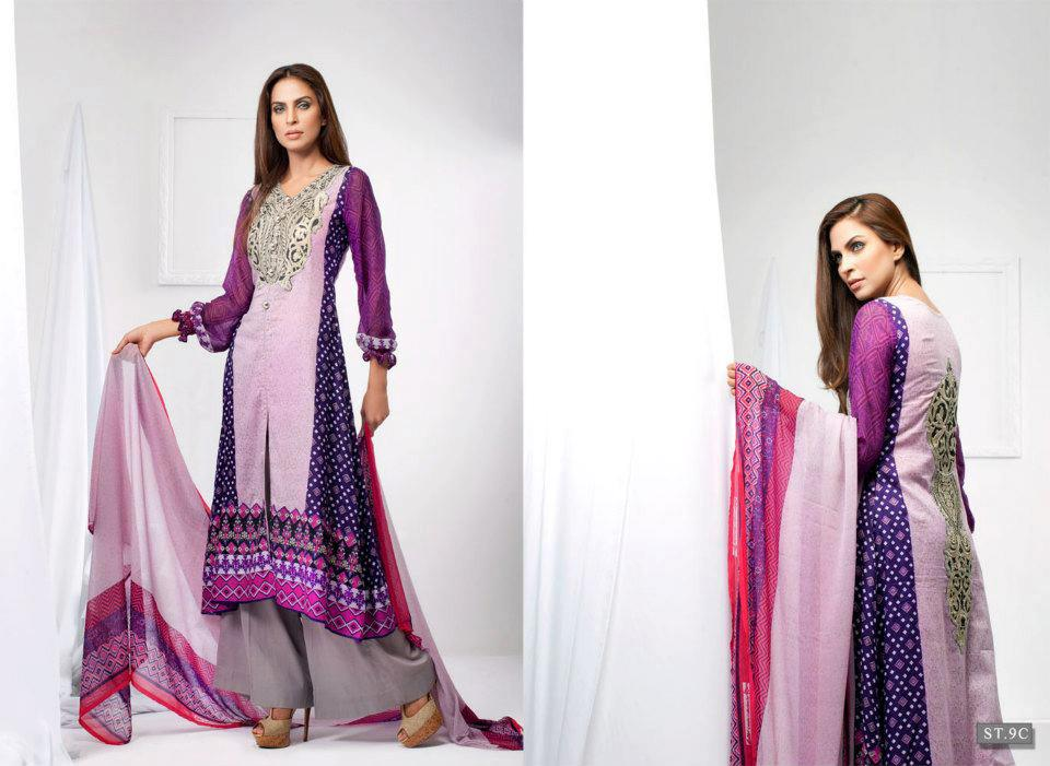 Libbas Embroides Collection 2013 For Women 0010