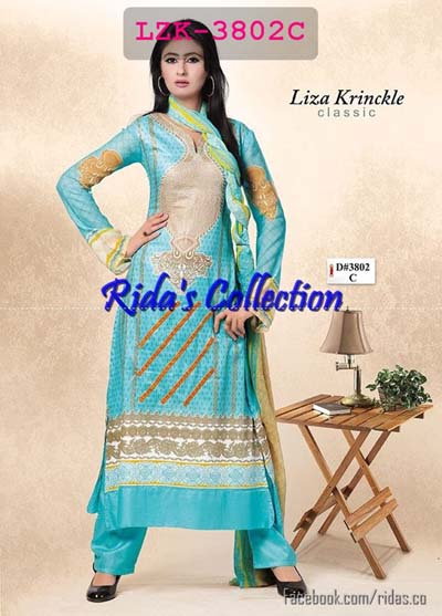 Liza Krinckle Classic Collection 2013 By Rida's For Women 003