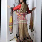 Mahnoor Collection 2013 By Al Zohaib For Women 003