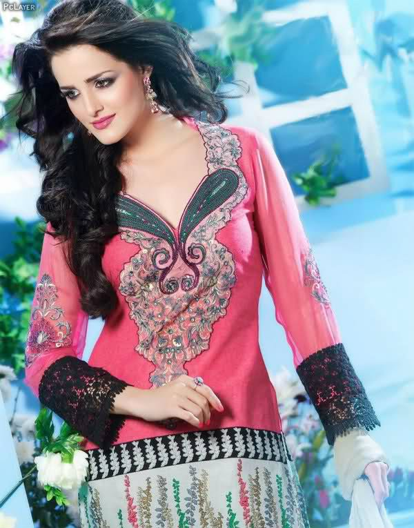 Latest Natasha Couture Summer Collection 2013 For Women