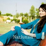 NazJunaid Latest Summer Dresses Collection 2013 For women 03