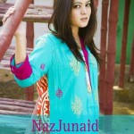 NazJunaid Latest Summer Dresses Collection 2013 For women 04
