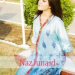 NazJunaid Latest Summer Dresses Collection 2013 For women 05