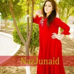 NazJunaid Latest Summer Dresses Collection 2013 For women 07