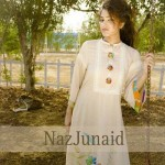 NazJunaid Latest Summer Dresses Collection 2013 For women 08