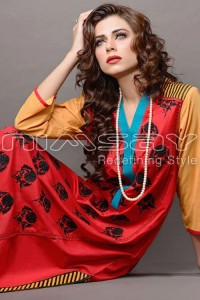 Nisay Redefining Style Ready to Wear Collection 2013 For Women 006