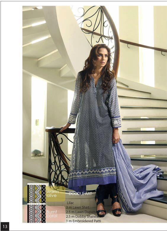 Orient Summer Collection 2013 For Women 005