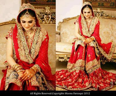 Pakistani Bridal Dresses Latest & Stylish  2013 For Women