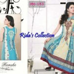 Ramsha Zari Collection 2013 By Rida For Women 004