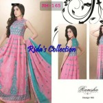 Ramsha Zari Collection 2013 By Rida For Women 006