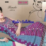 Ramsha Zari Collection 2013 By Rida For Women 009