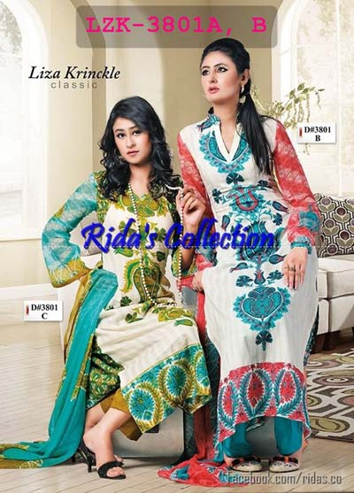 Rida's Liza Krinckle Classic Collection 2013 For Women 001