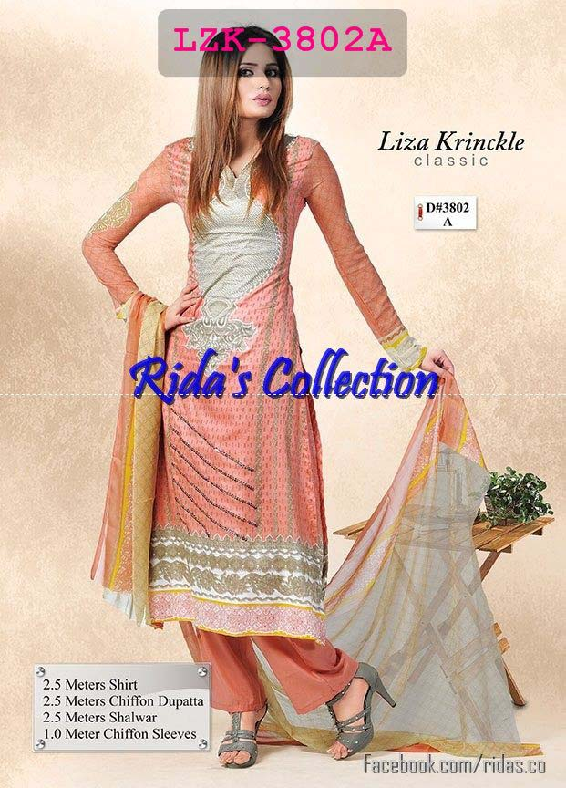 Rida's Liza Krinckle Classic Collection 2013 For Women 002