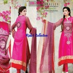 Shaista Summer Collection 2013 By Rida's For Women 0010