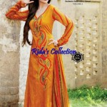 Shaista Summer Collection 2013 By Rida's For Women 0012