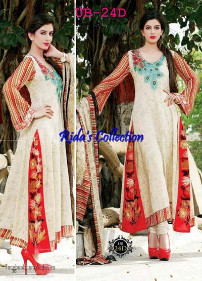 Shaista Summer Collection 2013 By Rida's For Women 008