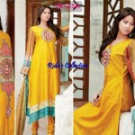 Shaista Summer Collection 2013 By Rida's For Women 009