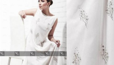 Stylish Party Wear Dresses Collection For Girls 2013 By Ayesha And Usman Qamar 01