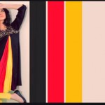 Stylish Party Wear Dresses Collection For Girls 2013 By Ayesha And Usman Qamar 02