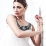Stylish Party Wear Dresses Collection For Girls 2013 By Ayesha And Usman Qamar 03