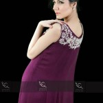 Stylish Party Wear Dresses Collection For Girls 2013 By Ayesha And Usman Qamar 05