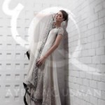 Stylish Party Wear Dresses Collection For Girls 2013 By Ayesha And Usman Qamar 07