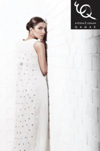 Stylish Party Wear Dresses Collection For Girls 2013 By Ayesha And Usman Qamar 09