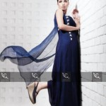 Stylish Party Wear Dresses Collection For Girls 2013 By Ayesha And Usman Qamar 10