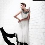 Stylish Party Wear Dresses Collection For Girls 2013 By Ayesha And Usman Qamar 11