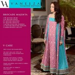 VANEEZA VLAWN PRINTS Spring Collection 2013 For Women 0010