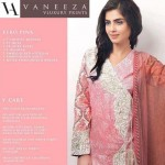 VANEEZA VLAWN PRINTS Spring Collection 2013 For Women 0012