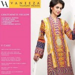 VANEEZA VLAWN PRINTS Spring Collection 2013 For Women 002