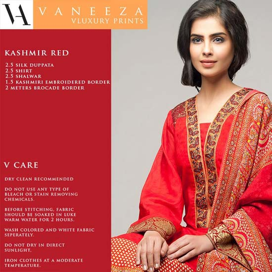 VANEEZA VLAWN PRINTS spring 2013 For Women 001