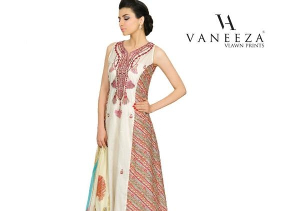Latest Lawn 2013 Summer Vaneeza V: V Limited Edition
