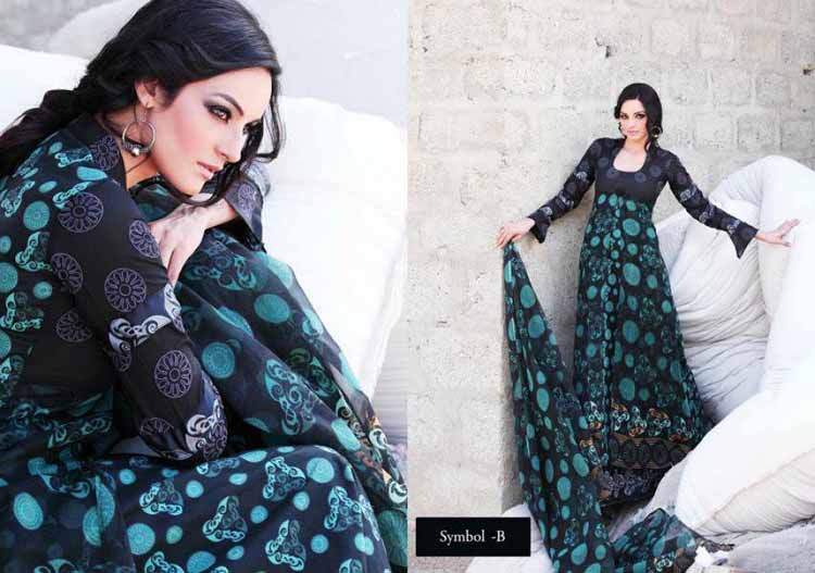 Summer Lawn Prints Hira Lari 2013 Full Catalogue