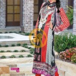 Zam Zam Chiffon Lawn Volume 2 By Dawood Collection 2013 For Women 0011