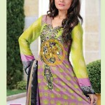 Zam Zam Chiffon Lawn Volume 2 By Dawood Collection 2013 For Women 006