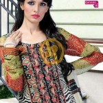 Zam Zam Chiffon Lawn Volume 2 By Dawood Collection 2013 For Women 007