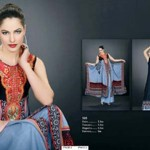 ittehad swiss voil summer dress collection 2013 005