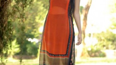 Latest Sobia Nazir Women's Eid Party Dresses Collection 2013