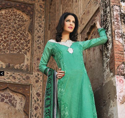 Spring / Summer Lawn CollectionSobia Nazir Designer 2013
