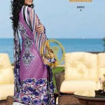 AALISHAN Chiffon Lawn Vol. 2 Collection 2013 For Women 003