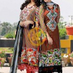 AALISHAN Chiffon Lawn Vol. 2 Collection 2013 For Women 004